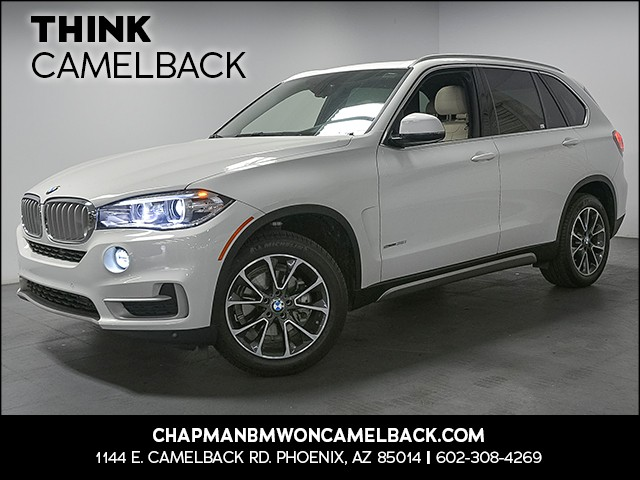 2017 BMW X5 sDrive35i 17298 miles 1144 E Camelback Rd 6023852286 Chapman BMW on Camelback is