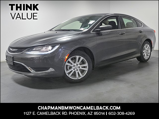 2016 Chrysler 200 Limited 41884 miles 6023852286 Chapman Value Center in Phoenix specializin