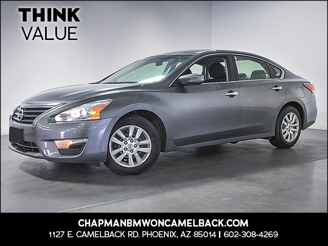 2015 Nissan Altima 25 S 41876 miles 6023852286 Chapman Value Center in Phoenix specializing