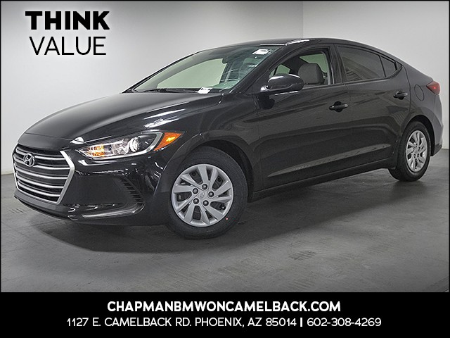 2017 Hyundai Elantra SE 13474 miles 6023852286 Chapman Value Center in Phoenix specializing