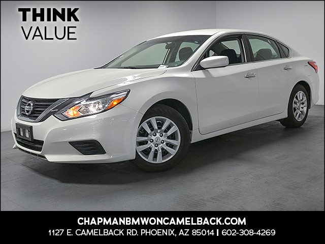 2016 Nissan Altima 25 43717 miles 6023852286 Chapman Value Center in Phoenix specializing i