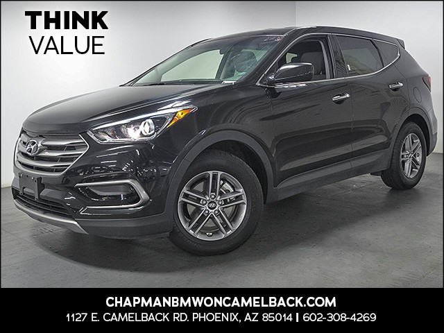 2017 Hyundai Santa Fe Sport 24L 39667 miles 6023852286 Chapman Value Center in Phoenix spec