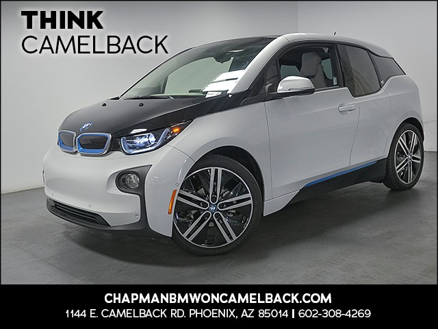 2014 BMW i3 47460 miles 1144 E Camelback Rd 6023852286 Chapman BMW on Camelback is the Countr