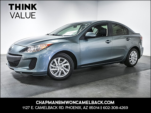 2012 Mazda MAZDA3 i Grand Touring 28336 miles 6023852286 Chapman Value Center in Phoenix spe