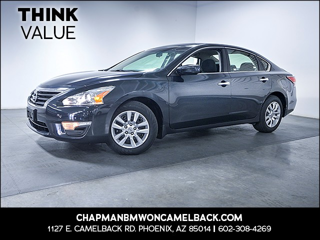 2015 Nissan Altima 25 S 42534 miles 6023852286 Chapman Value Center in Phoenix specializing