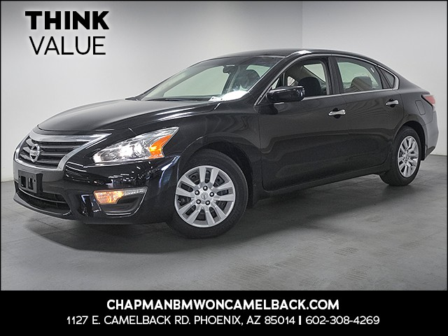 2015 Nissan Altima 25 S 47081 miles 6023852286 Chapman Value Center in Phoenix specializing