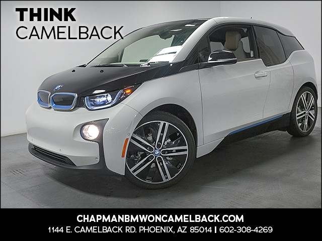 2015 BMW i3 15954 miles 1144 E Camelback Rd 6023852286 Chapman BMW on Camelback is the Countr