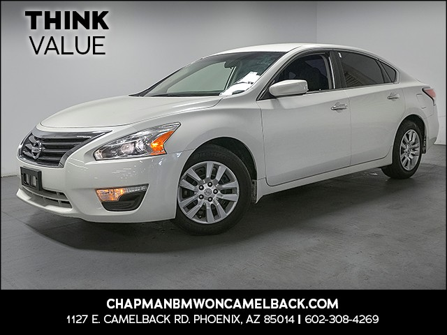 2015 Nissan Altima 25 S 40396 miles 6023852286 Chapman Value Center in Phoenix specializing