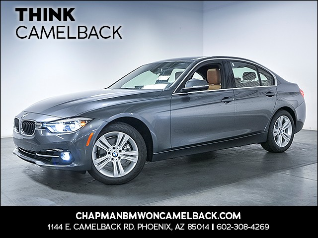 2017 BMW 3-Series Sdn 330i 10600 miles 1144 E Camelback Rd 6023852286 Chapman BMW on Camelbac
