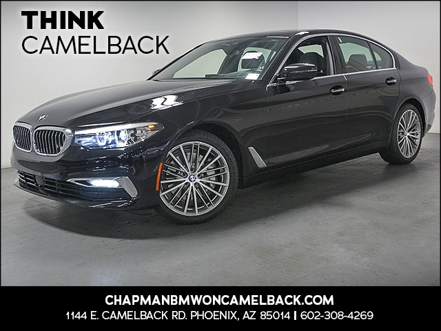 2017 BMW 5-Series 530i 9109 miles 1144 E Camelback Rd 6023852286 Chapman BMW on Camelback is