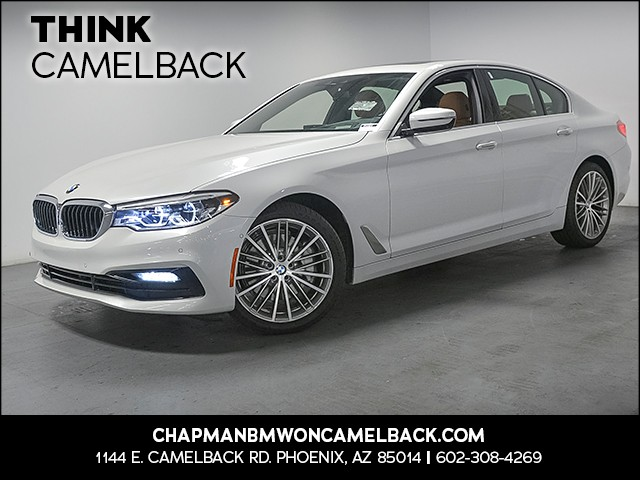 2017 BMW 5-Series 540i 14150 miles 1144 E Camelback Rd 6023852286 Chapman BMW on Camelback is