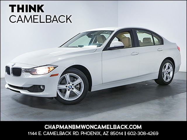 2015 BMW 3-Series Sdn 320i 43947 miles Satellite communications BMW Assist Wireless data link Bl