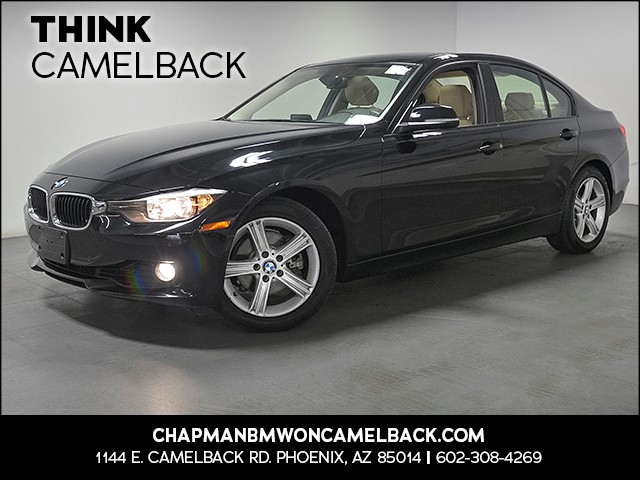2014 BMW 3-Series Sdn 328i 40915 miles Satellite communications BMW Assist Phone hands free Wir