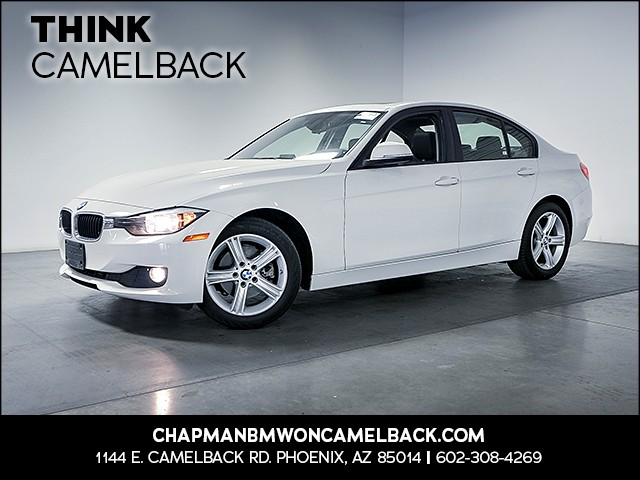 2015 BMW 3-Series Sdn 320i 27596 miles Satellite communications BMW Assist Phone hands free Wir