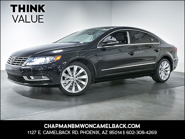 2013 Volkswagen CC VR6 Lux 42734 miles Real time traffic Wireless data link Bluetooth Cruise co