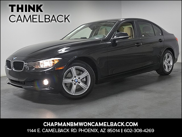 2015 BMW 3-Series Sdn 320i 13268 miles Satellite communications BMW Assist W