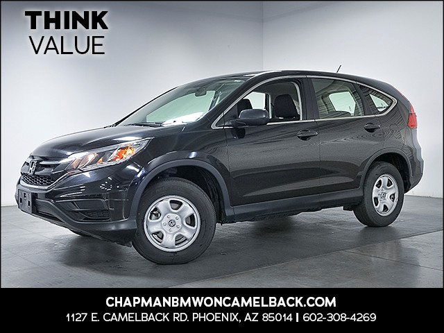 2016 Honda CR-V LX 39493 miles Wireless data link Bluetooth Cruise control