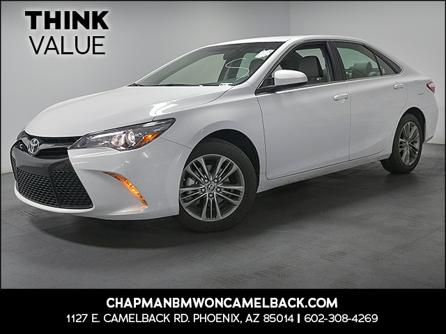 2017 Toyota Camry SE 39544 miles 6023852286 Chapman Value Center in Phoenix specializing in