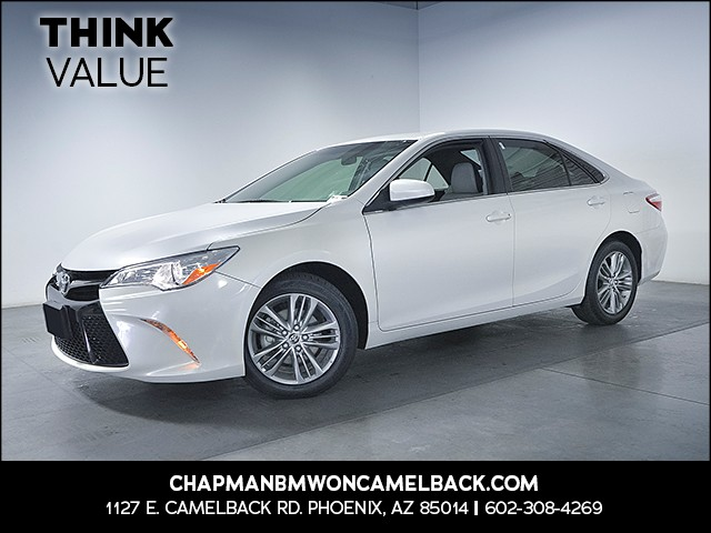 2015 Toyota Camry SE 29821 miles 6023852286 Chapman Value Center in Phoenix specializing in
