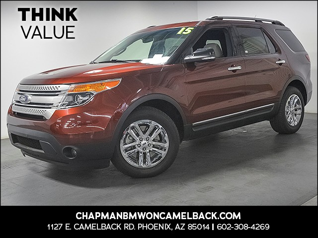 2015 Ford Explorer XLT 45515 miles Wireless data link Bluetooth Cruise control Parking sensors