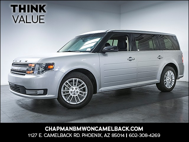 2014 Ford Flex SEL 71320 miles Phone hands free Phone voice operated Wireless data link Bluetoo