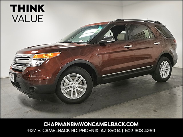 2015 Ford Explorer XLT 26256 miles Wireless data link Bluetooth Cruise control Parking sensors