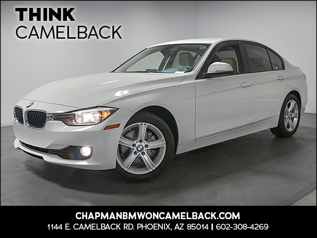 2015 BMW 3-Series Sdn 320i 29161 miles Phone hands free Satellite communications BMW Assist Wir