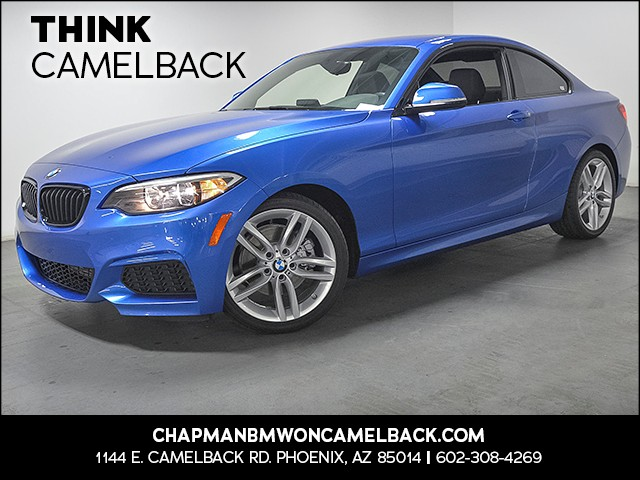 2015 BMW 2-Series 228i 19018 miles M Sport Package Phone hands free Satellite communications BM