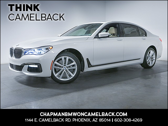 2016 BMW 7-Series 750i xDrive 22705 miles Executive Package M Sport Package Driver Assistance P