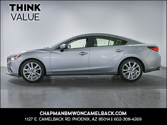 2017 Mazda MAZDA6 Touring 38460 miles 6023852286 Chapman Value Center in Phoenix specializin