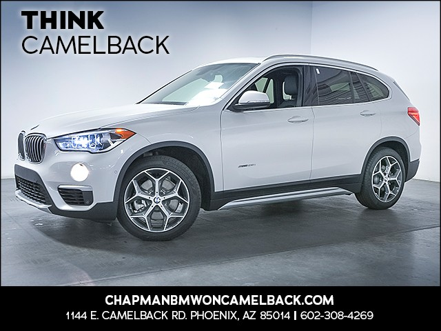 2017 BMW X1 sDrive28i 11743 miles X Line Premium Package Technology Package Driving Assistance