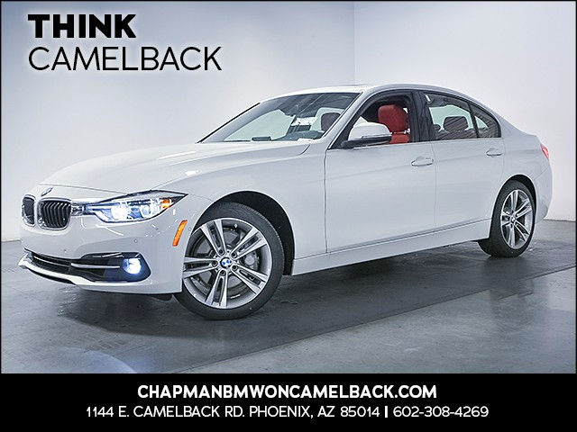 2017 BMW 3-Series Sdn 340i 7138 miles 1144 E Camelback Rd 6023852286 Chapman BMW on Camelback