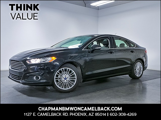 2014 Ford Fusion SE 54909 miles Wireless data link Bluetooth Cruise control 2-stage unlocking d