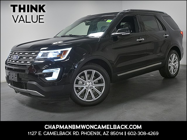 2017 Ford Explorer Limited 37183 miles 6023852286 Chapman Value Center in Phoenix specializi