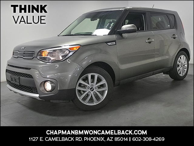 2018 Kia Soul  27015 miles 6023852286 Chapman Value Center in Phoenix specializing in late