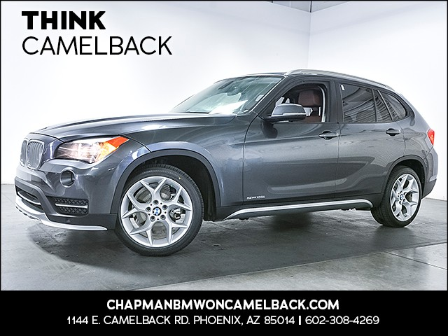 2015 BMW X1 sDrive28i 46640 miles 1144 E Camelback Rd 6023852286 Chapman BMW on Camelback is