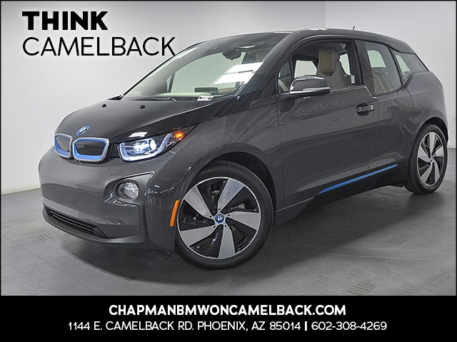 2014 BMW i3 21363 miles 1144 E Camelback Rd 6023852286 Chapman BMW on Camelback is the Countr