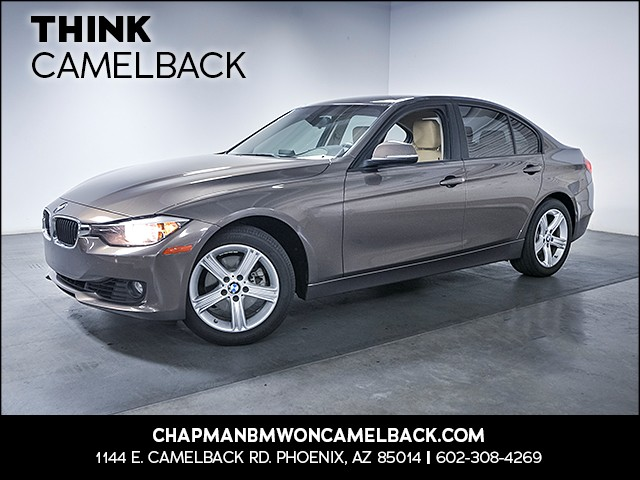 2015 BMW 3-Series Sdn 328i 45860 miles 1144 E Camelback Rd 6023852286 Chapman BMW on Camelbac