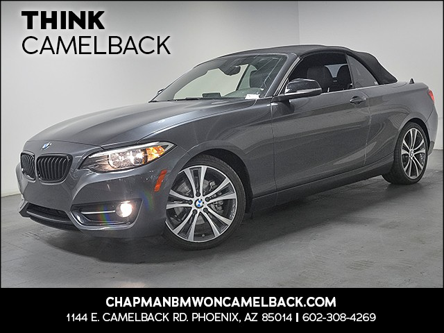 2015 BMW 2-Series 228i 46284 miles 1144 E Camelback Rd 6023852286 Chapman BMW on Camelback is
