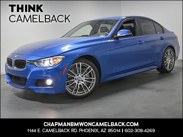 2015 BMW 3-Series Sdn 335i 44714 miles 1144 E Camelback Rd 6023852286 Cha