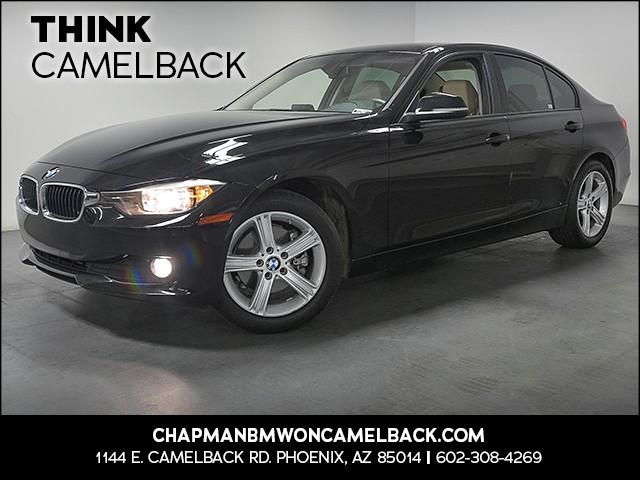 2015 BMW 3-Series Sdn 320i 33290 miles 1144 E Camelback Rd 6023852286 Chapman BMW on Camelbac