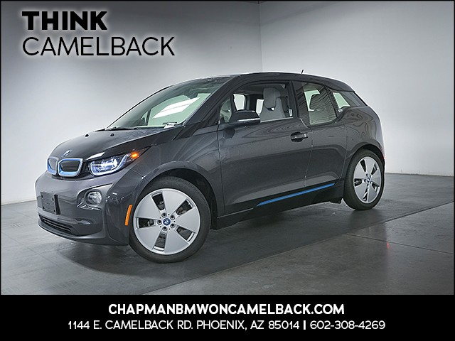 2015 BMW i3 13162 miles 1144 E Camelback Rd 6023852286 Chapman BMW on Camelback is the Countr