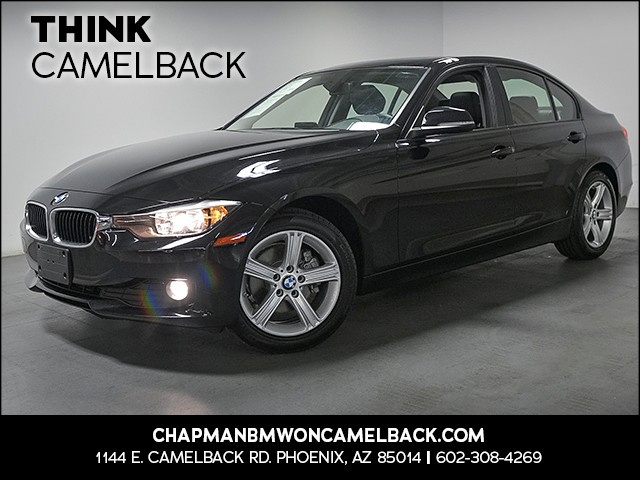 2014 BMW 3-Series Sdn 320i 32451 miles 1144 E Camelback Rd 6023852286 Chapman BMW on Camelbac