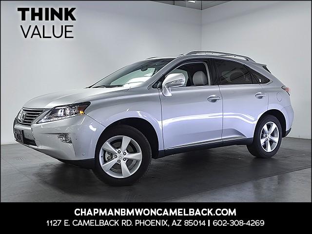 2015 Lexus RX 350 24588 miles 6023852286 Chapman Value Center in Phoenix specializing in lat