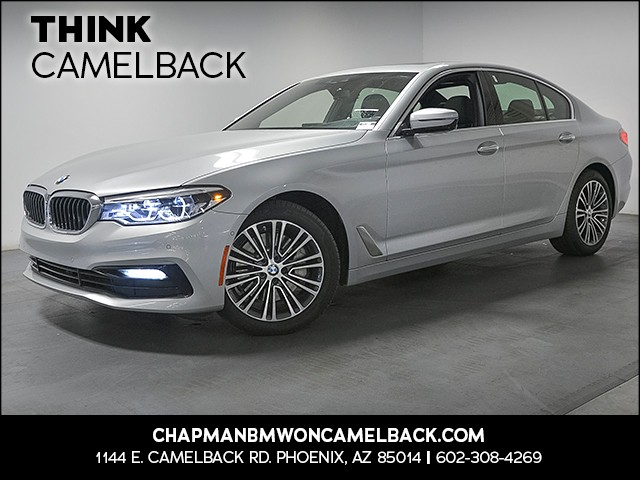 2017 BMW 5-Series 540i 9255 miles 1144 E Camelback Rd 6023852286 Chapman BMW on Camelback is