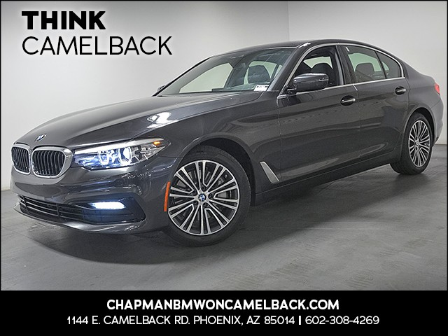 2018 BMW 5-Series 530i 10635 miles 1144 E Camelback Rd 6023852286 Chapman BMW on Camelback is