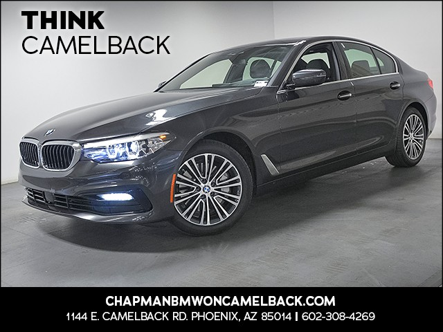 2018 BMW 5-Series 530i 12614 miles 1144 E Camelback Rd 6023852286 Chapman BMW on Camelback is