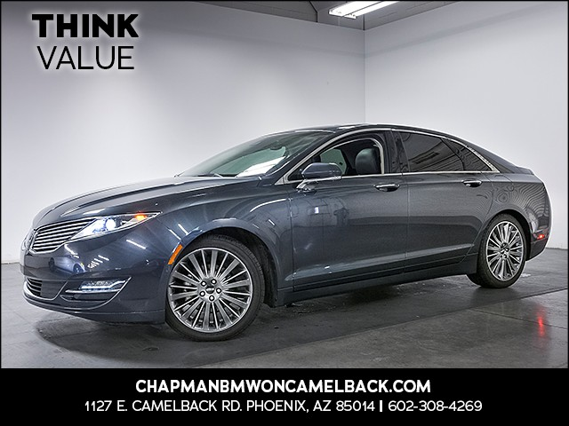 2013 Lincoln MKZ Hybrid 48084 miles Phone voice operated Wireless data link Bluetooth Electroni
