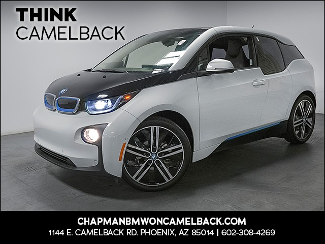 2014 BMW i3 26425 miles 1144 E Camelback Rd 6023852286 Chapman BMW on Camelback is the Countr