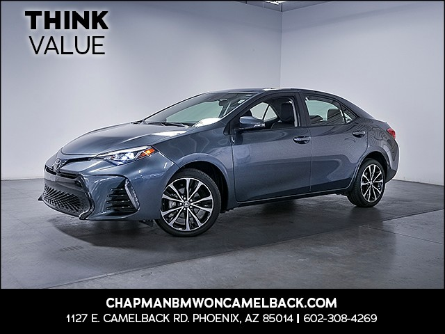 2017 Toyota Corolla SE 13889 miles 6023852286 Chapman Value Center in Phoenix specializing i